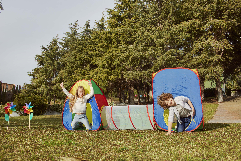 Laberinto De Actividades Gigante Laberintos Juegos Al Aire