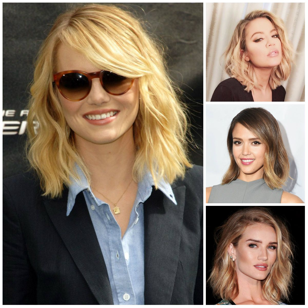 Celebrity Haircuts 2017 Choice Image Haircut Ideas For Women And Man Medium Hairstyles Trendy