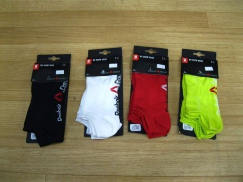 official photos 7da3a 7a3c9 Reebok CrossFit Women s No Show Sock -Size 5-1 2 - 7-1 2. 3-pack - NEW!!!