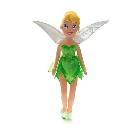 Tinkerbell - Stoffpuppe