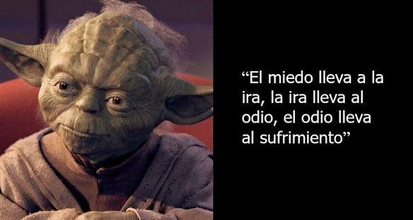 8 Frases Del Maestro Yoda Para Reflexionar Sobre La Vida  U2014 Cribeo