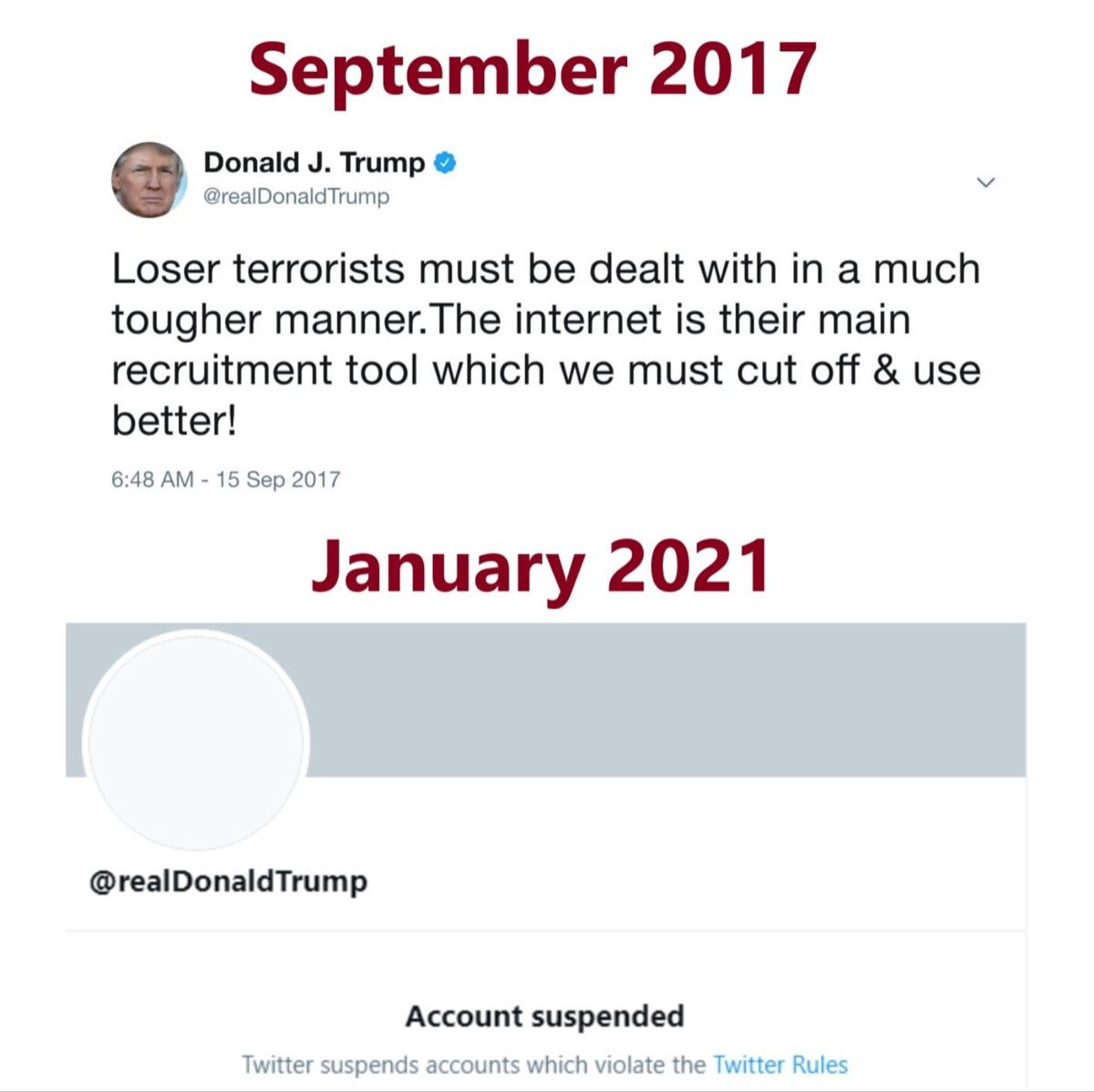 Twitter Deals With Terrorists In 2021 Tough Informative Reading Writing