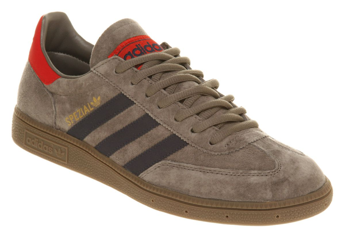 new product 8d5ef b246c Mens-Adidas-Spezial-Iron-nvy-rd-Smu-Trainers-Shoes