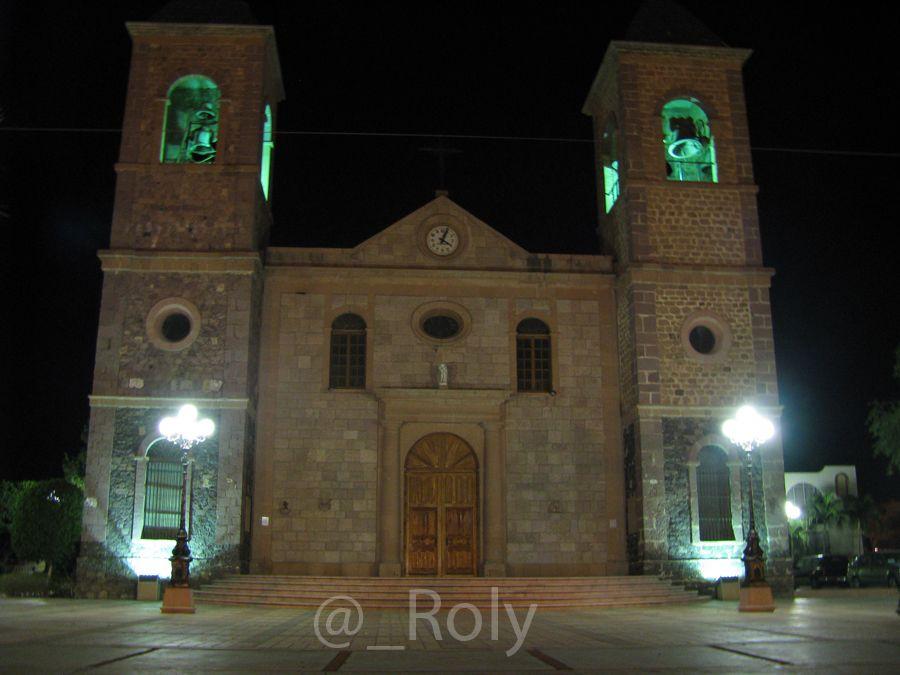 Catedral de #LaPaz BCS #México / La Paz