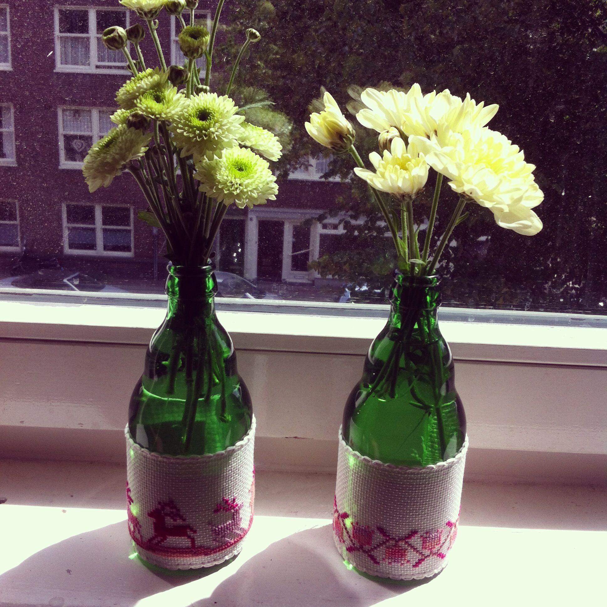 手作り花瓶^o^^o^