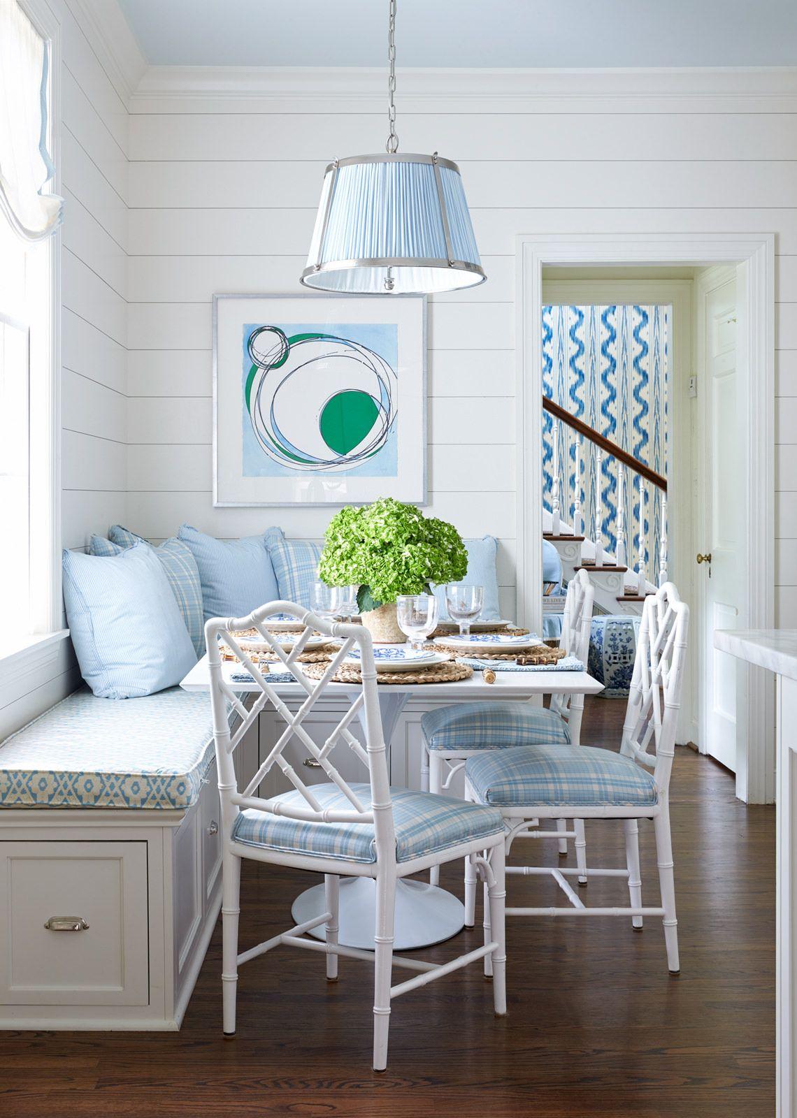 corner banquette breakfast nook | Dining Spaces | Pinterest | Corner ...