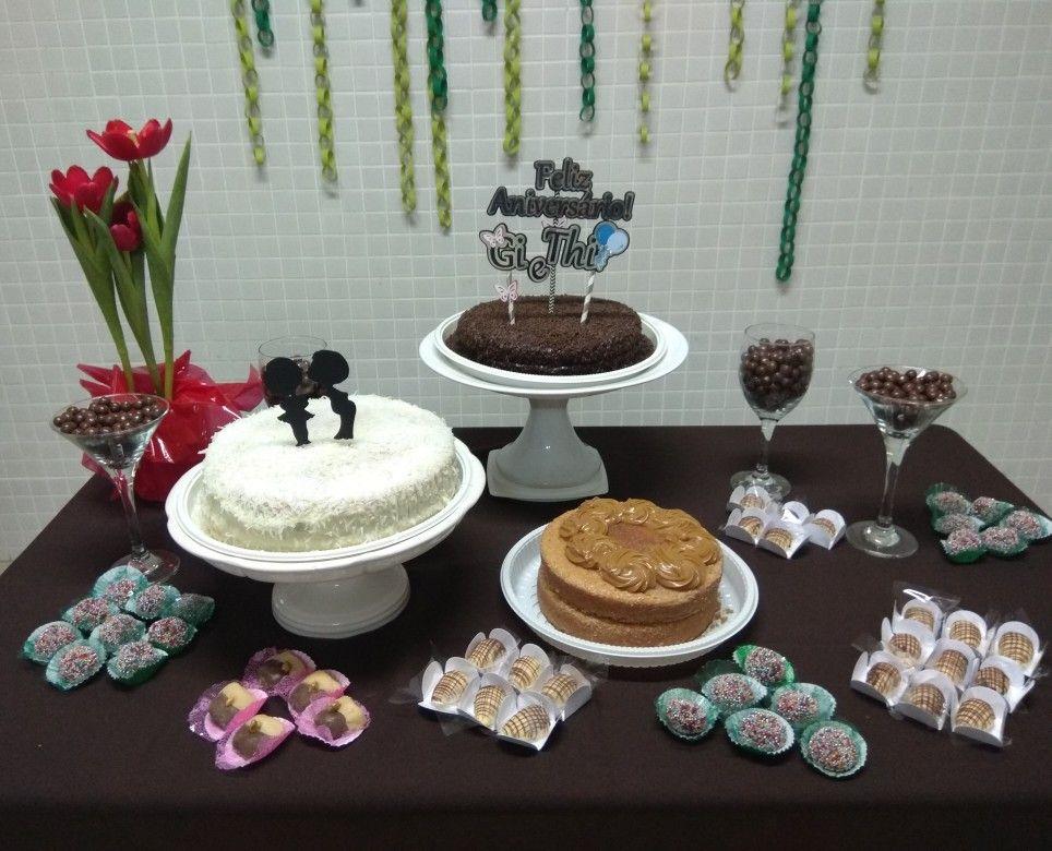 Aniversario Duplo De Adulto Marido E Mulher Fazem Aniversario No