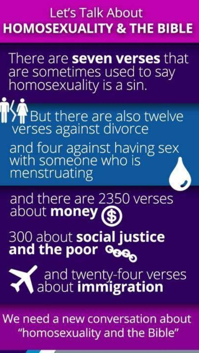Difference between ocd homosexuality in christianity
