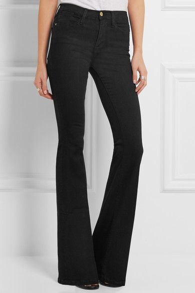 flared jeans - Black Frame Denim