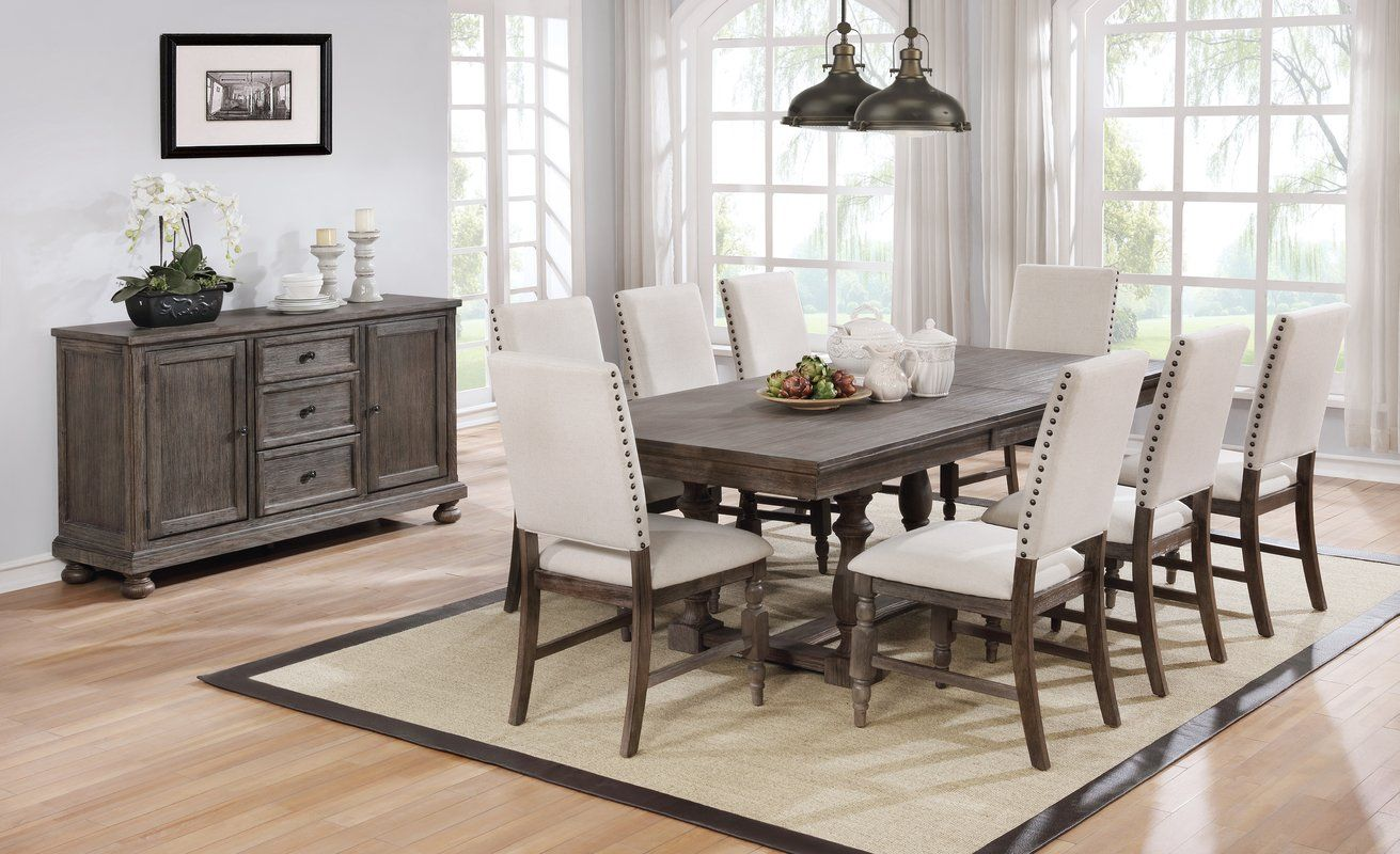 Tara Dining Table Dining Table Rectangle Dining Table Solid Wood Dining Table