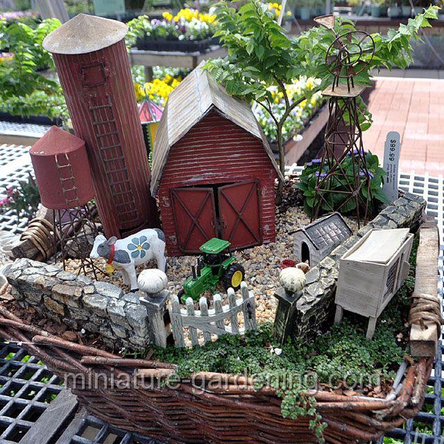 15 Stunning Container Vegetable Garden Design Ideas Tips: Well Equipped Farm: #fairygarden #fairyhouses