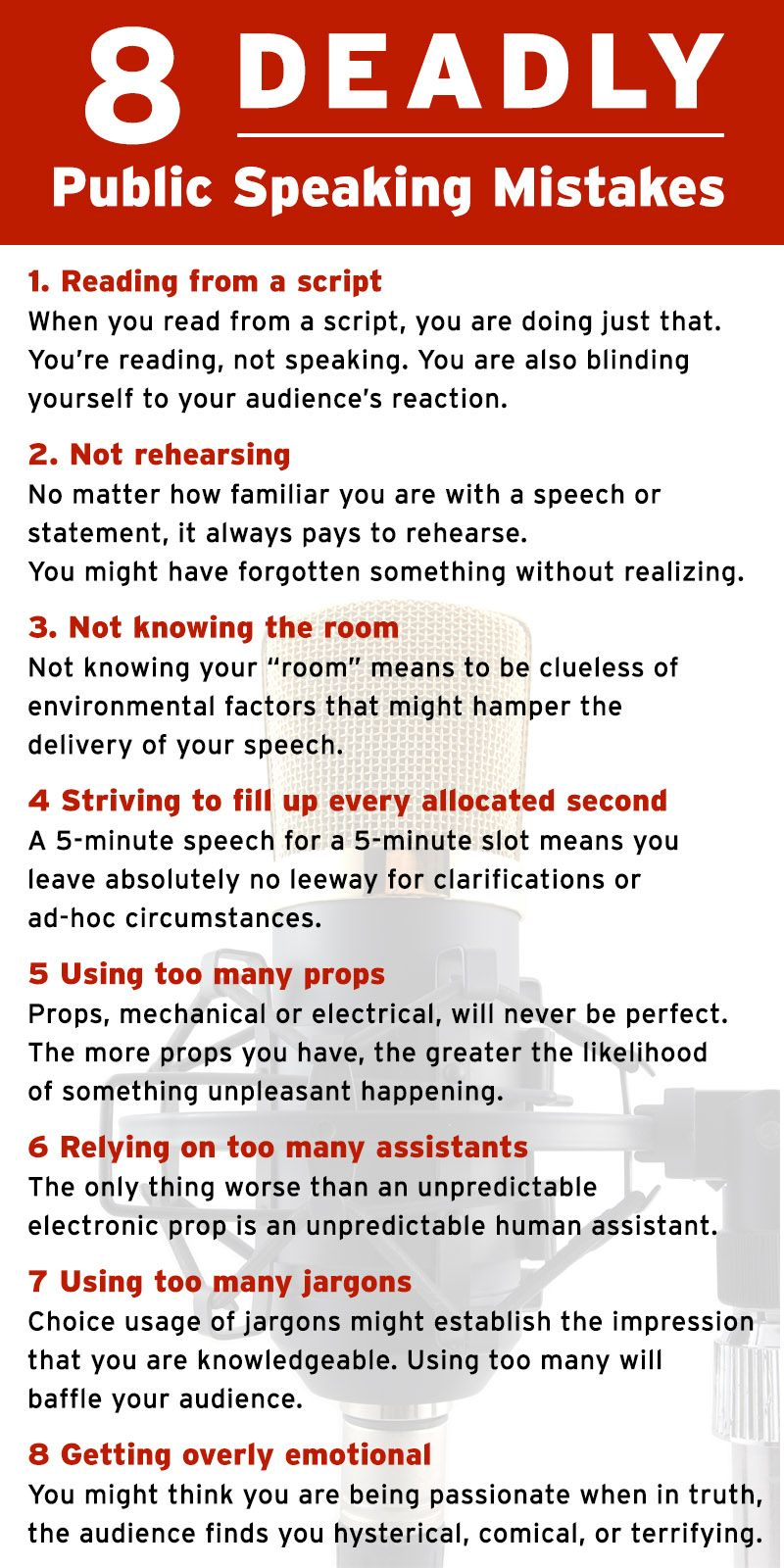 Effective Public Speaking 25 Tips and Techniques Public