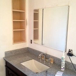 Exceptionnel Vanity Recessed Shelf   Google Search