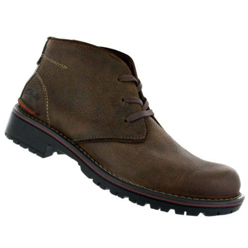 701b561cd0039 Clarks Men's Roar Boot,Brown Oily | clarks mens shoes | Clarks, Men ...