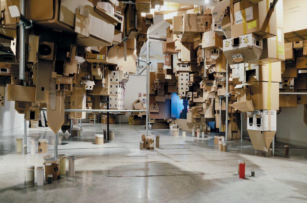 art installation floor - Google Search