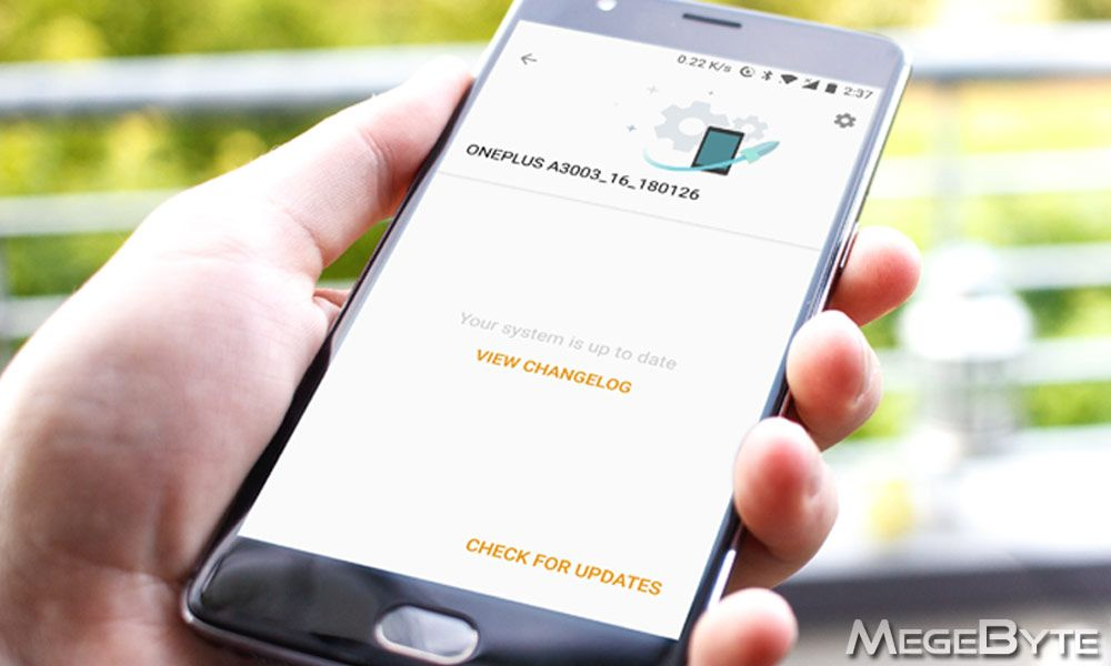 Fixes for Signature Verification Failed While Installing OxygenOS on