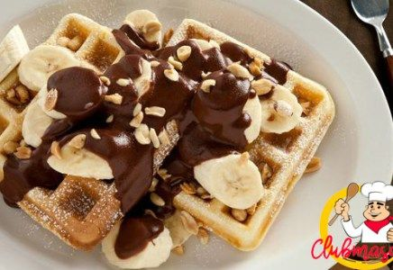5 Resep Waffle Crispy Yang Wajib Kamu Coba Dirumah Resep Waffle Crispy Makanan Resep Cemilan