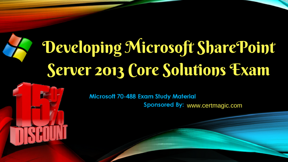 Learning Material Practice Test For Developing Microsoft