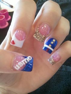 Marine Corps Nail Decals Google Search