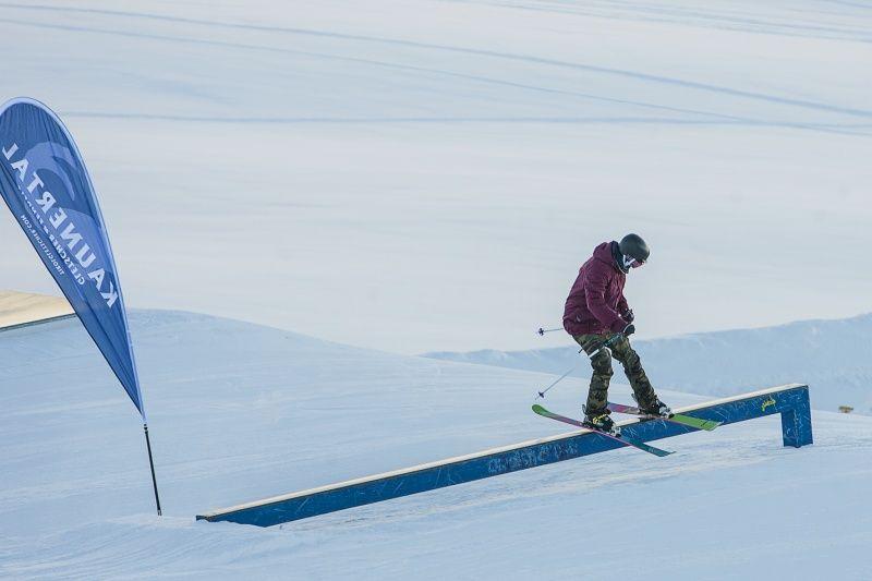 Snowlab.de - Snowboard-News: #Kaunertal Major Glacier