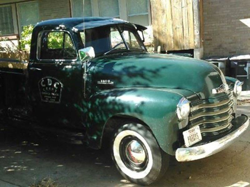 1953 Chevrolet 3600 (TX) - $18,500 Please call Pat @ 817-372-2113 to ...