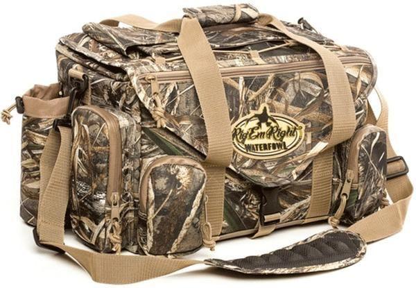 Rig Shell Shock Fltng Blind Bag Mx5 Bags Hunting Bags