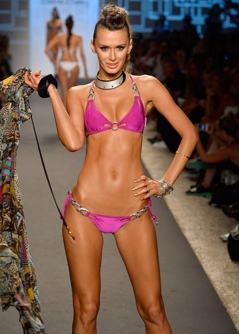 Beach Bunny - Mercedes-Benz Fashion Week Swim 2014 - Runway