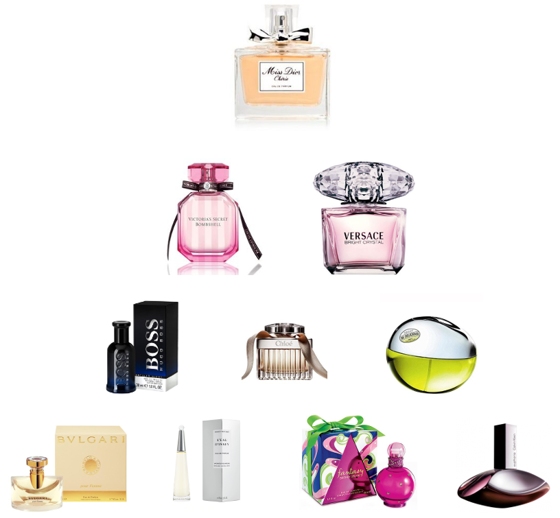 Browse The Top 10 Perfumes 2017 My Perfume Network