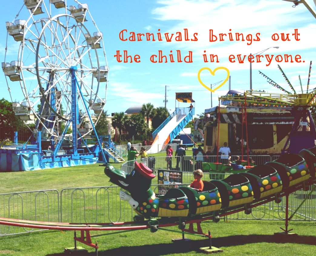 Carnival quote | Carnival Humor / Quotes | Fair quotes ...