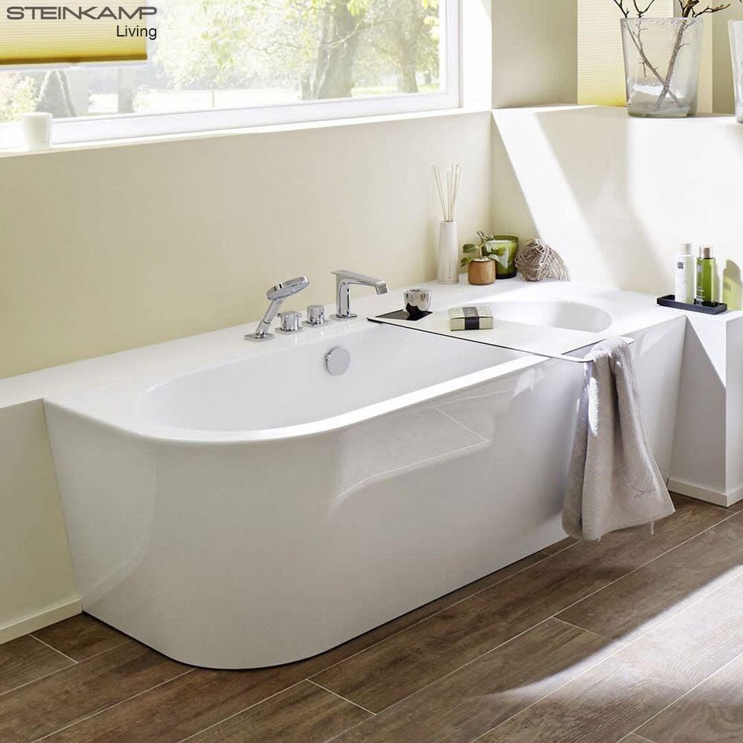 Wir Feiern Den Tag Der Badewanne Sparen Sie Mit Uns 10 Auf Alle Steinkamp Badewannen Ab Heute Und Bis Einschliessli Corner Bathtub Clawfoot Bathtub Bathroom