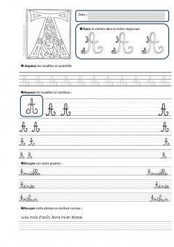 Fichier d 39 criture les majuscules - Z en majuscule ...
