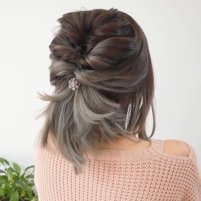 Everything about this look is in point !😍😍 -   17 hair Thin short ideas