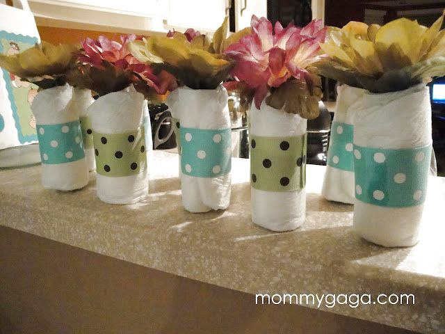 baby showers baby shower decorations homemade baby baby shower favors