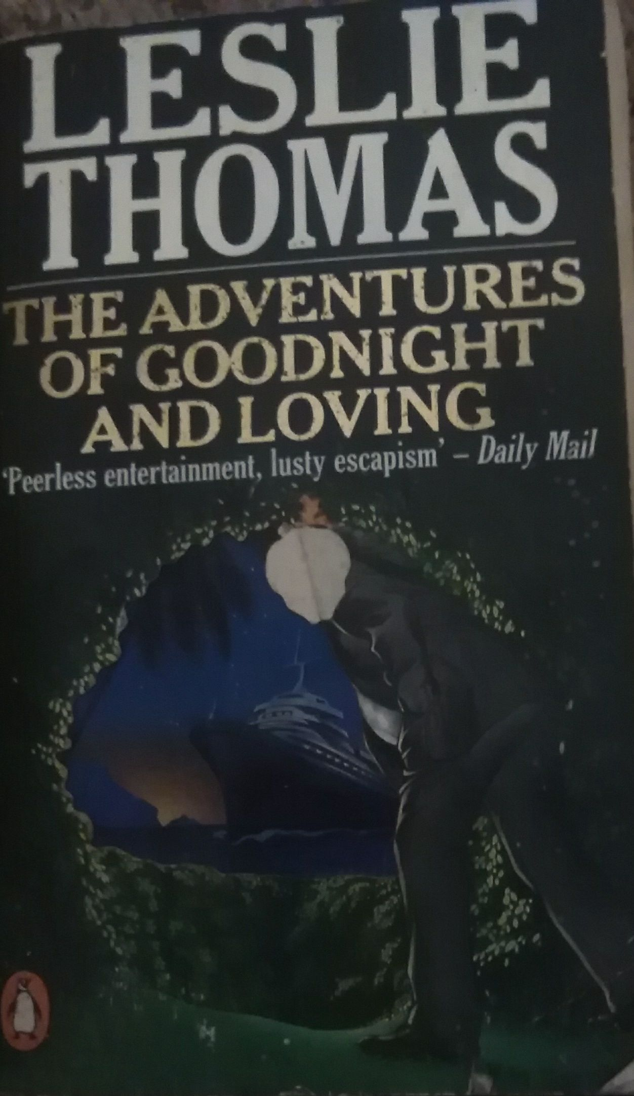 Leslie Thomas - The Adventures Of Goodnight & Loving