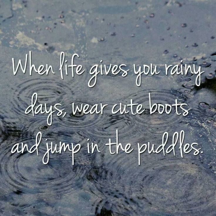 rainy day ☔☔ rainy day quotes rain quotes inspirational quotes