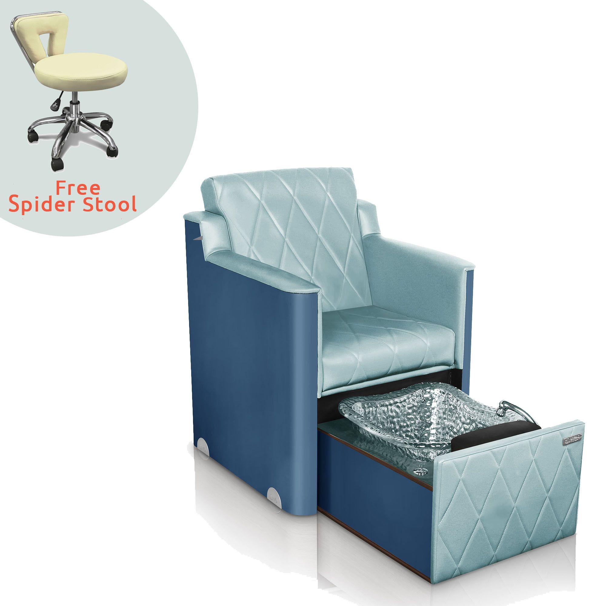 Gulfstream La Rosina Pedicure Chair