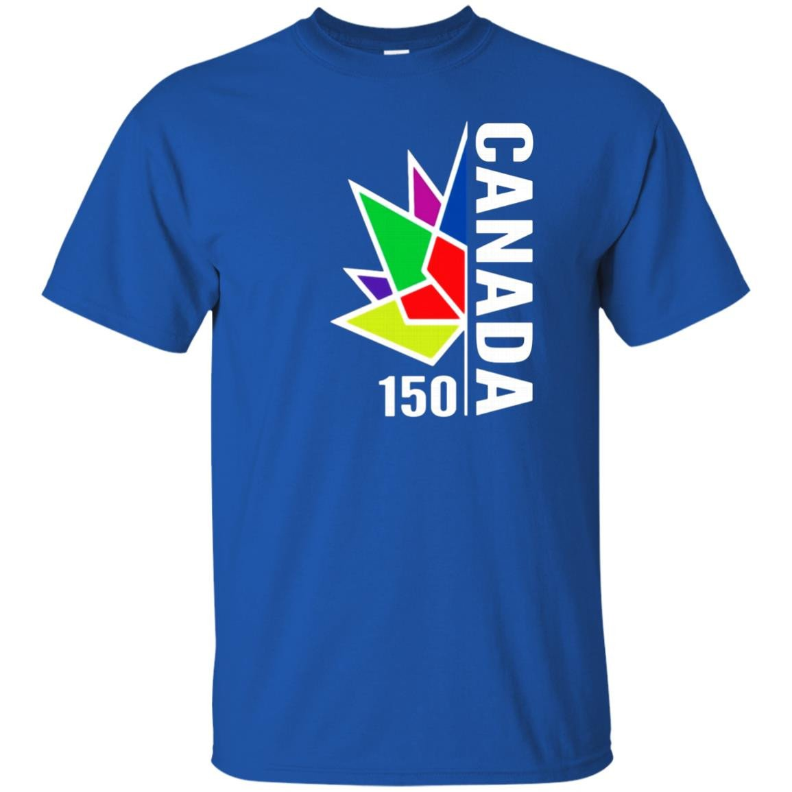 Canada 18672017 Flag TShirt Canada 150 Years tshirt T