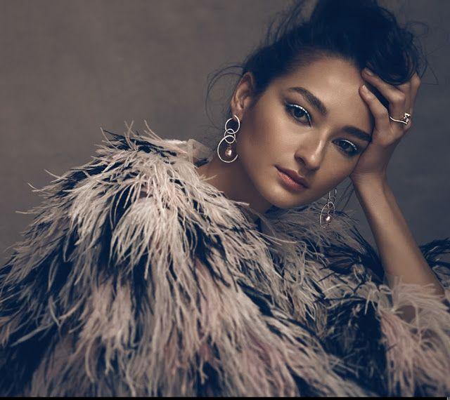 Bruna Tenório - Vogue México Fevereiro 2018