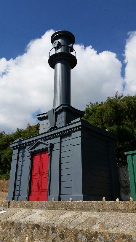 Triennial  Beach hut, Folkestone