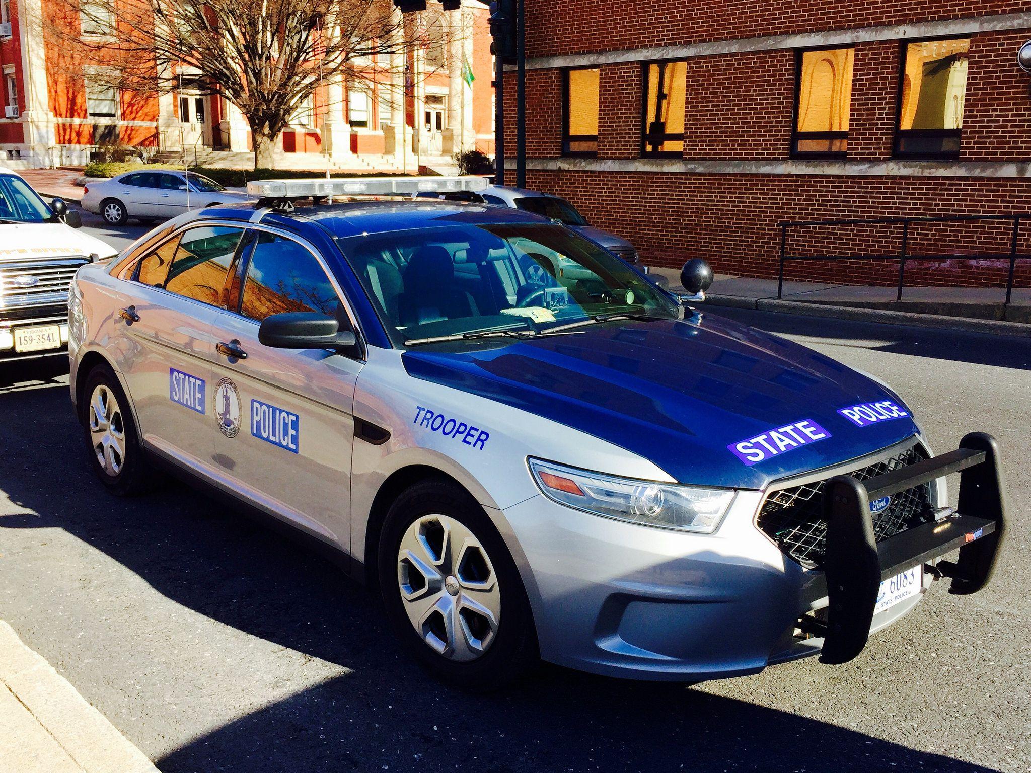 Virginia State Police Police cars, State police, Police