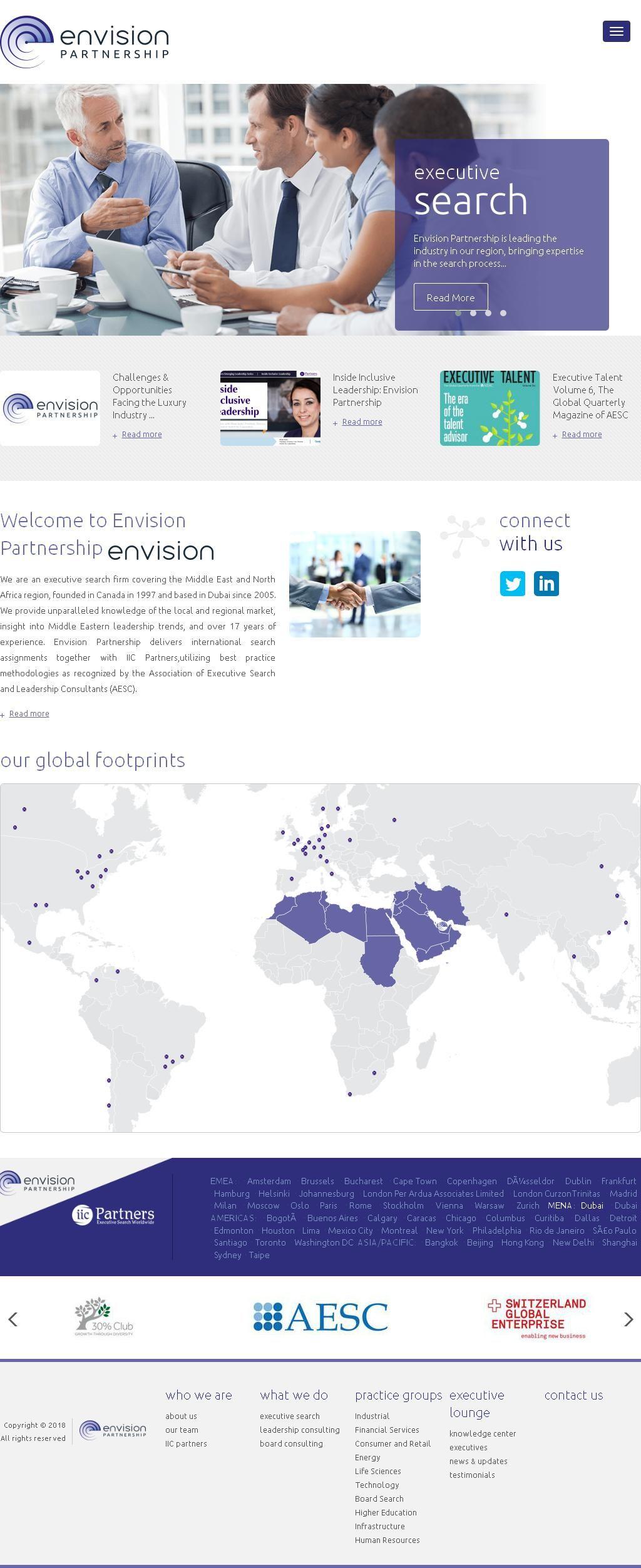 Envision Partnership Company Bay Square 11 11 Al Abraj Street 4