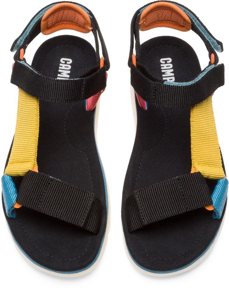 Camper Oruga K200356-004 Flat shoes women S85wXkOf1