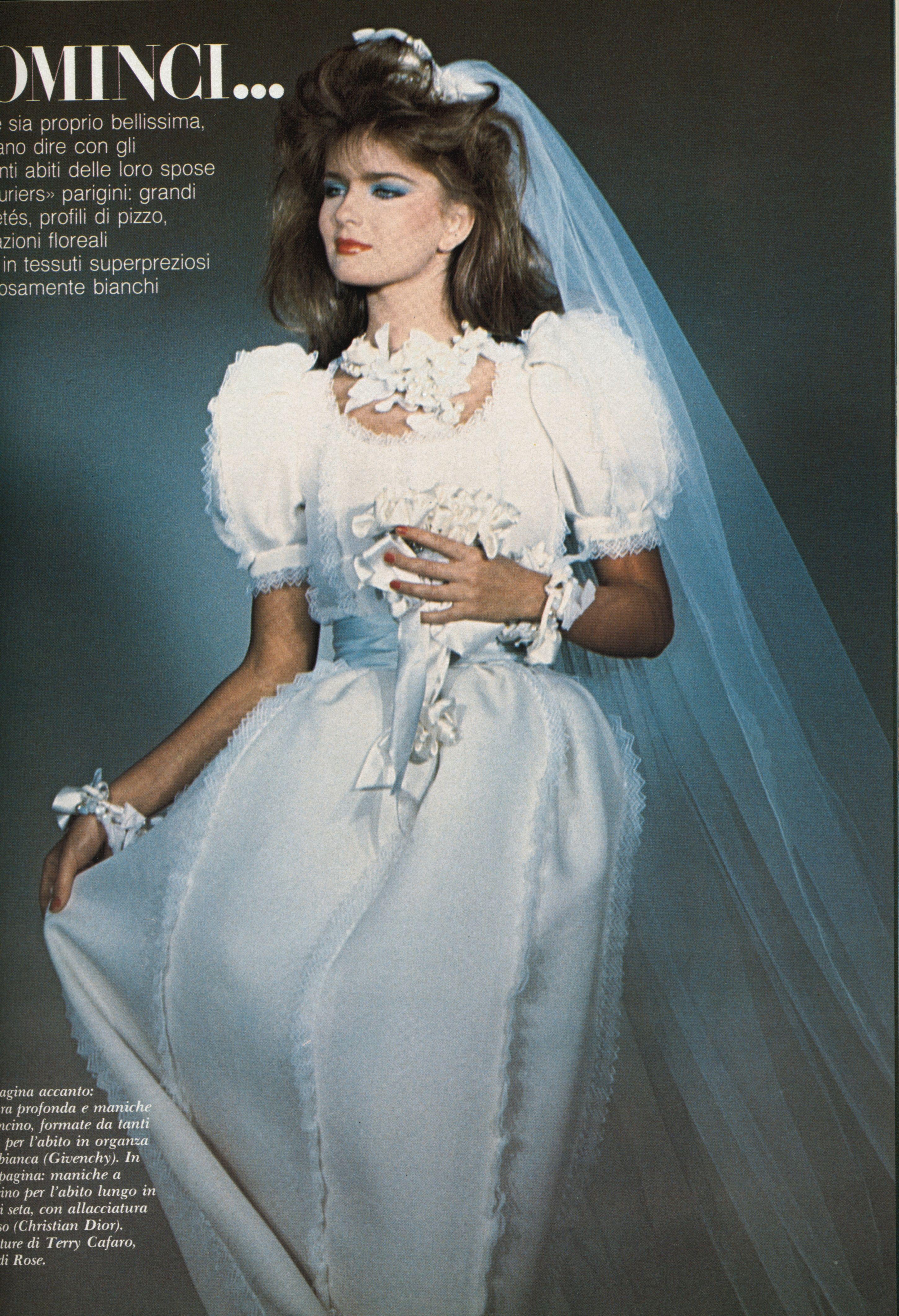 Vogue italy sposa june wedding dresses historyutrends