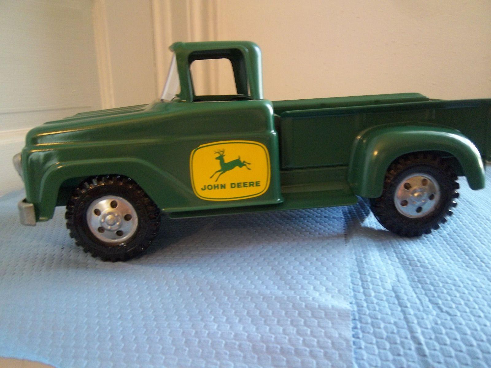 1958 custom john deere tonka pickup truck in toys hobbies diecast vehicles cars