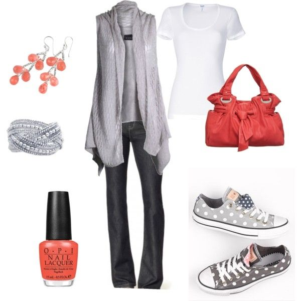 A Polyvore ensemble that I can actually afford.