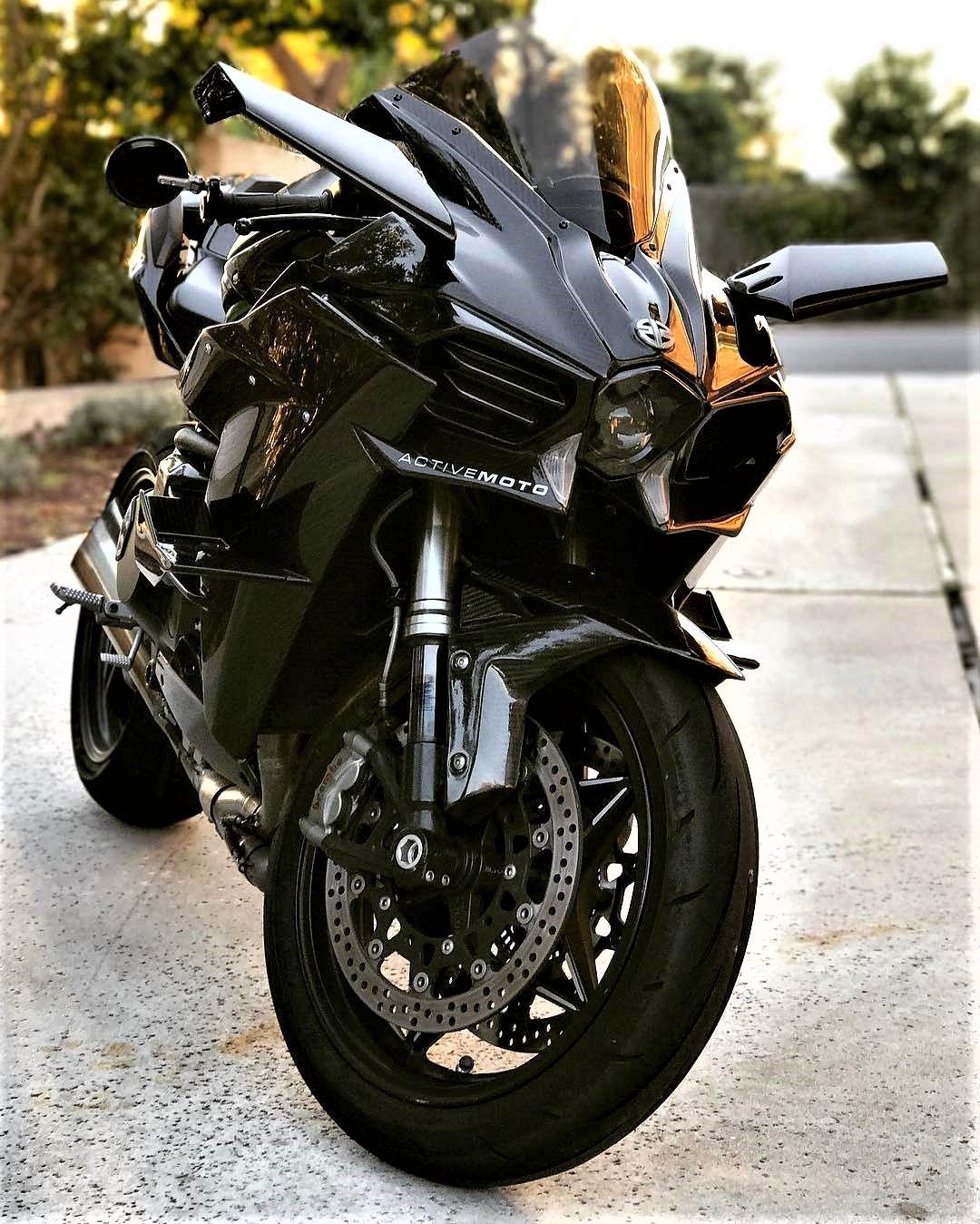 Pin Oleh Asep Somantri Di Asep Motor Kawasaki Sepeda Motor