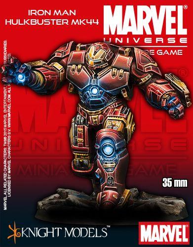 HULKBUSTER MK44 | Marvel universe game | Universe games