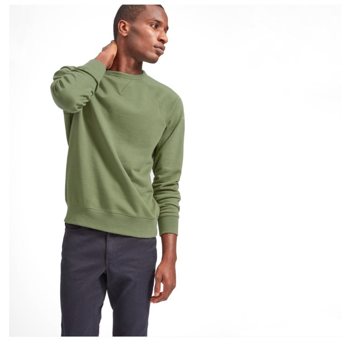 everlane Men, Mens sweatshirts, Mens tops