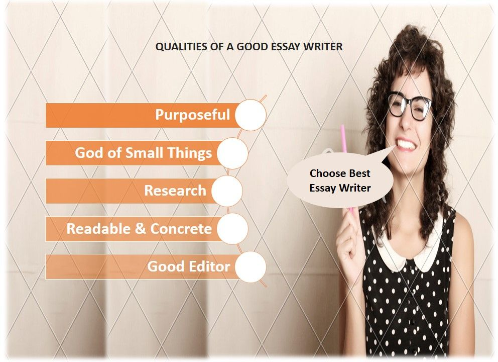 Good Qualities For A Resume Best 5 Qualities Of A Good #essay #writer   Assignment Help Uk .