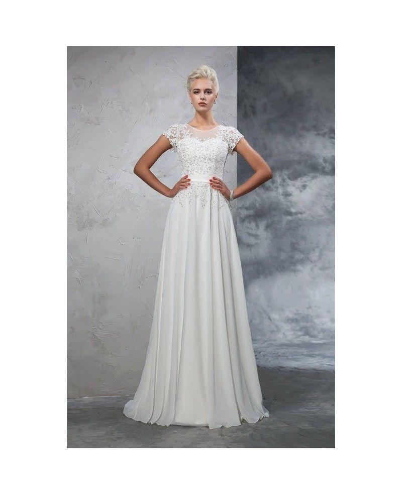 Mature bride wedding dresses  Shop low price aline scoop neck floorlength wedding dresses with